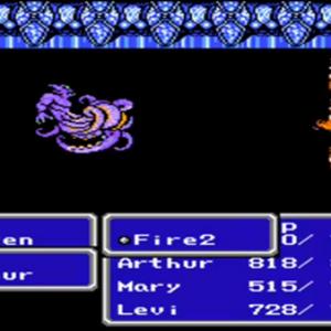 FFIII NES Fire 2 EA.png