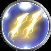 FFRK Doublecast Thunder Icon