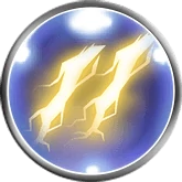FFRK Doublecast Thunder Icon