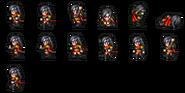 FFRK Queen (updated) sprites