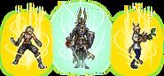 FFRK Ultimate Vaan, Warrior of Light, & Y'shtola DFF