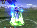 FFVIII Zell Magic