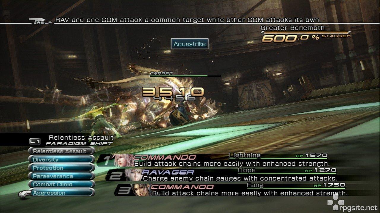 Final Fantasy XIII/Koharu Nami