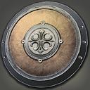 FFXIV Ironclad Bronze Buckler Icon