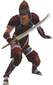 League Warrior