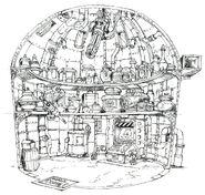 Midgar Wallmarket FF7 Art 1