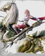 Mobius - Lightning FFXIII R3 Ability Card