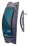 Transference Module artwork for Final Fantasy VII Remake