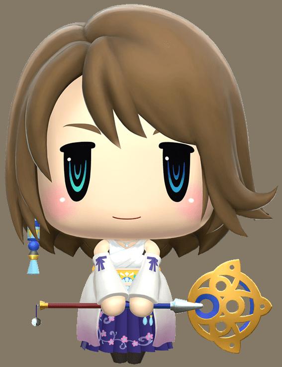 Yuna (World of Final Fantasy boss)