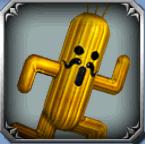DFFOO Gold Cactuar Icon