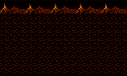 FFIV Battle Background Hell SNES