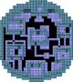 FFMQ Doom Castle F4 - Inside