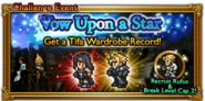 FFRK Vow Upon a Star Event