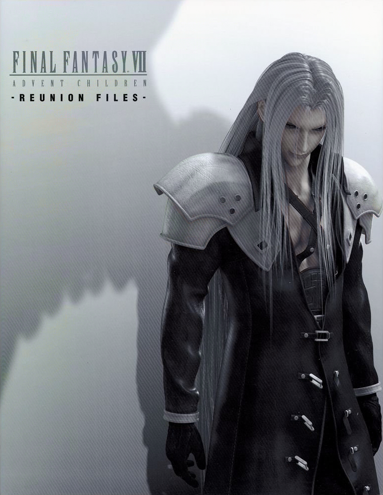Final Fantasy VII: Advent Children -Reunion Files-