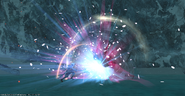 FFXIV Chaos Thrust