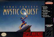 Final Fantasy Mystic Quest Box Art