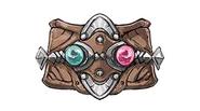 Leather Bracer artwork for Final Fantasy VII Remake