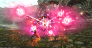 RDM using Scatter from FFXIV