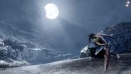 Ardyn with the Rakshasa Blade in FFXV Episode Ardyn