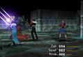 Armadodo Swipe attack from FFVIII Remastered