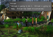 Artisan promises to help make the statue from FFVIII Remastered
