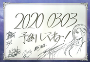 DFFNT Tifa Lockhart Nomura Sketch