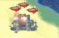 Damcyan Bombardment