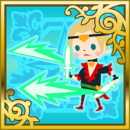 FFAB Sword Dance - Dancer (M) SR