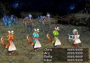 FFIIIDS Holy Wand