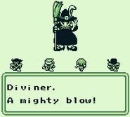 FFLIII Mighty Blow