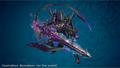 FFLII Dark Knight Alt2 Artwork