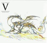 FFV Remaster slipcover