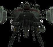 FFXIII enemy Havoc Skytank