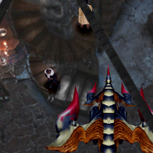 Ultimecia Castle Wine Cellar Tri-Point from FFVIII Remastered.png