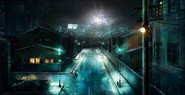 Upper Sector 7 artwork for Final Fantasy VII Remake