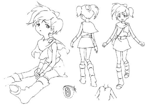 Ai sketches for Final Fantasy Unlimited.png