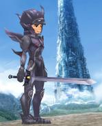 Avatar Dark Sword