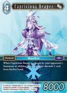 Capricious Reaper 2-039C from FFTCG Opus