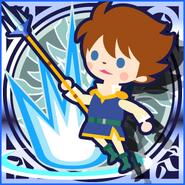 FFAB Jump - Bartz Legend SSR+