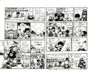 FFIII Manga Chocobo Comic 2