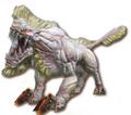 FFXIII2 enemy Albino Lobo