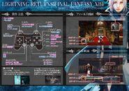LRFFXIII Controls and UI Poster