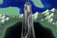 Tower of babil overworld ffiv ios