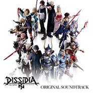 Dissidia NT OST