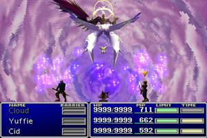 FFVII Heartless Angel