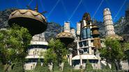 FFXIV Endwalker Labyrinthos screenshot 1