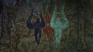 FFXIV Zodiark vs Hydaelyn Art
