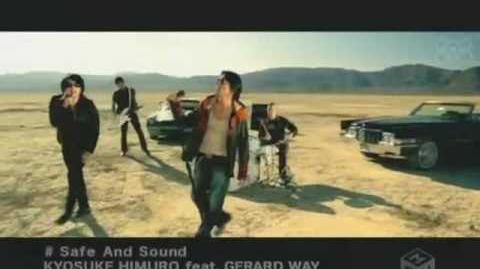 Kyosuke_Himuro_feat._Gerard_Way_-_Safe_and_Sound