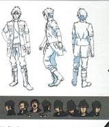 Noctis Brotherhood Concept Art