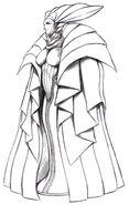 Sorceress 2 FFVIII Sketch